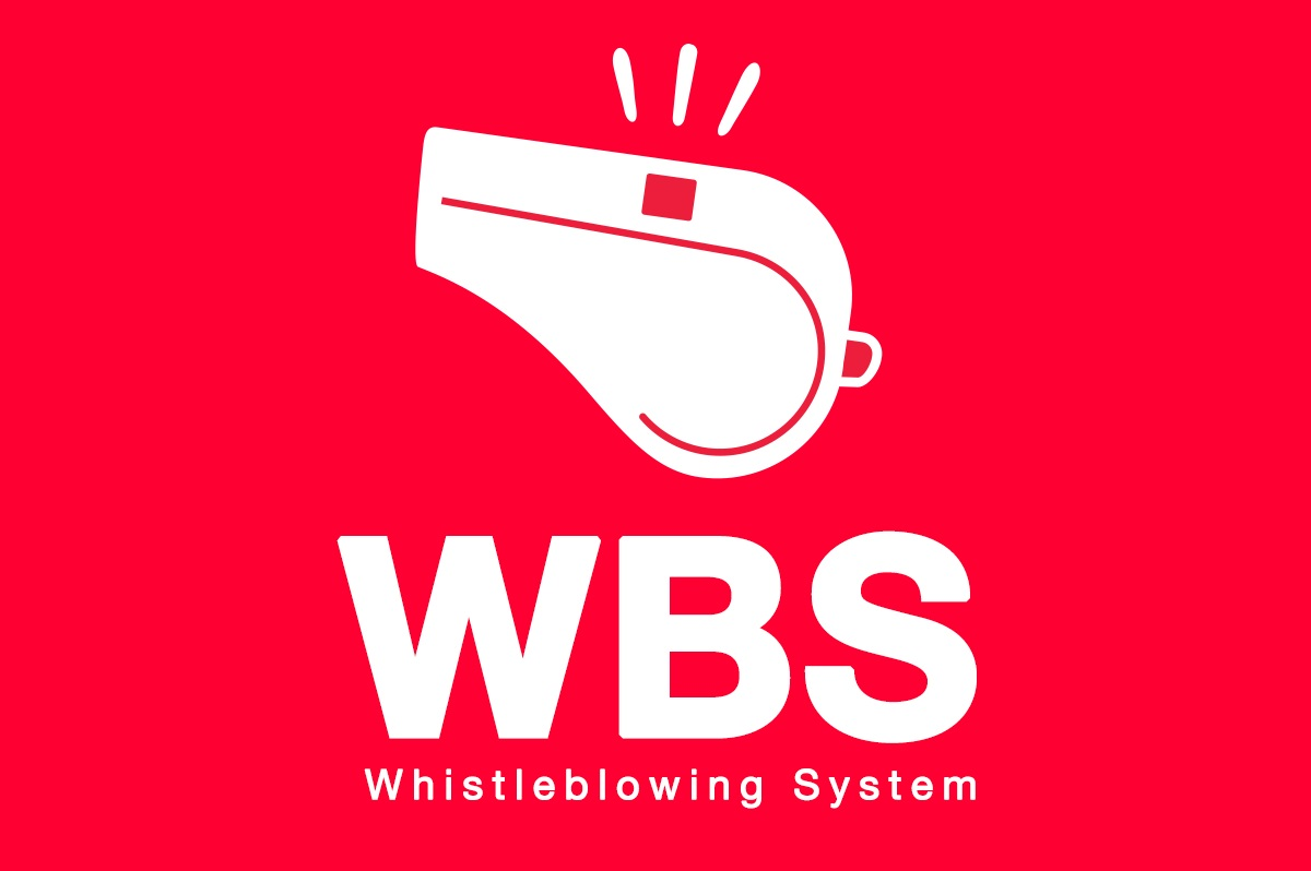 Pelaporan Whistle Blowing System (WBS)